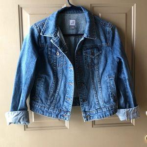 jcp Jean jacket